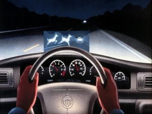 Global Auto Night Vision System market