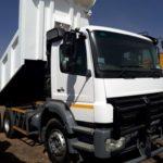 Tipper Truck market