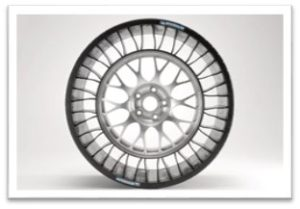 global airless tires market