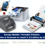 Europe mobile portable printer market