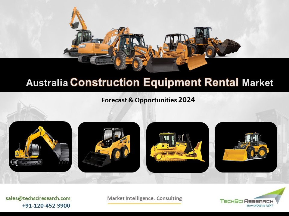 Australia Construction Equipment Rental Market