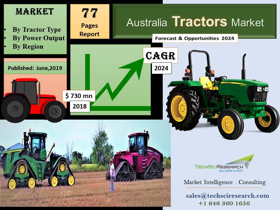 Australia Tractor Market