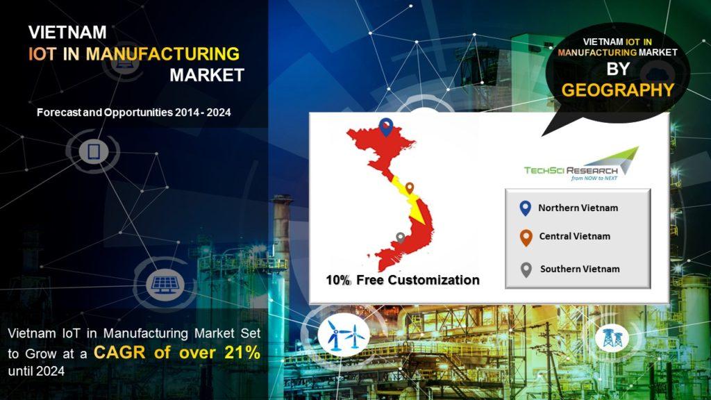 Vietnam IoT in Mnaufacturing Market