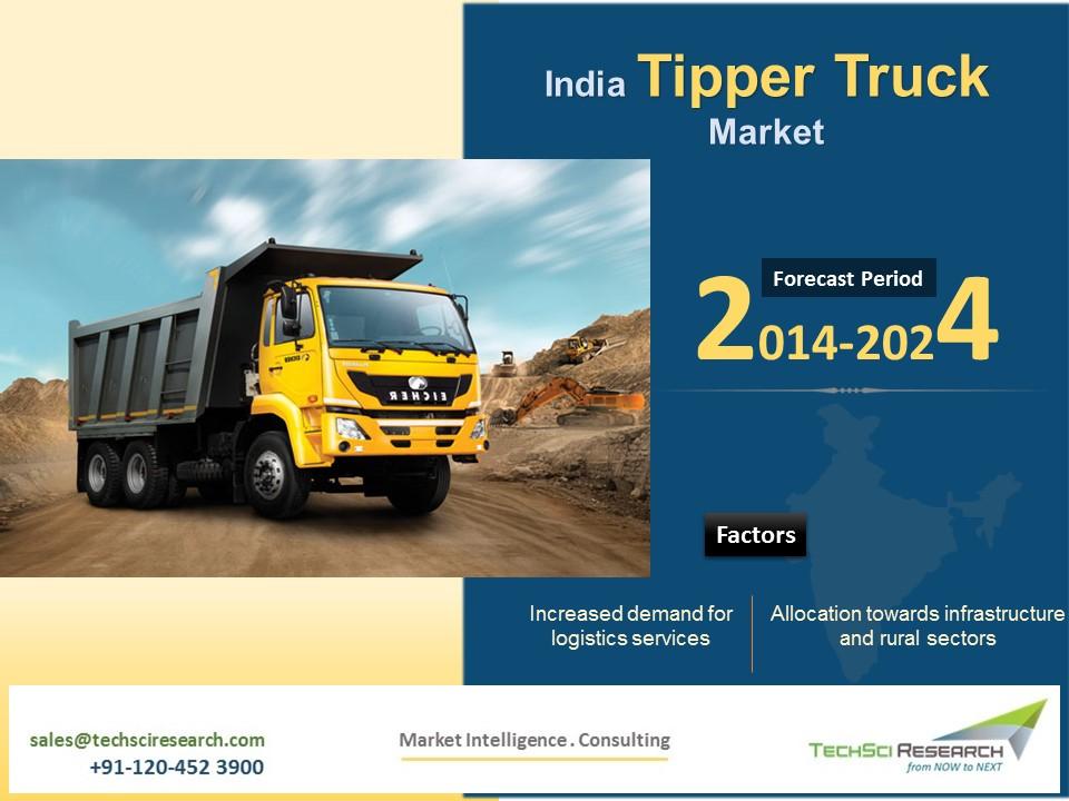 Tipper Truck Market in India