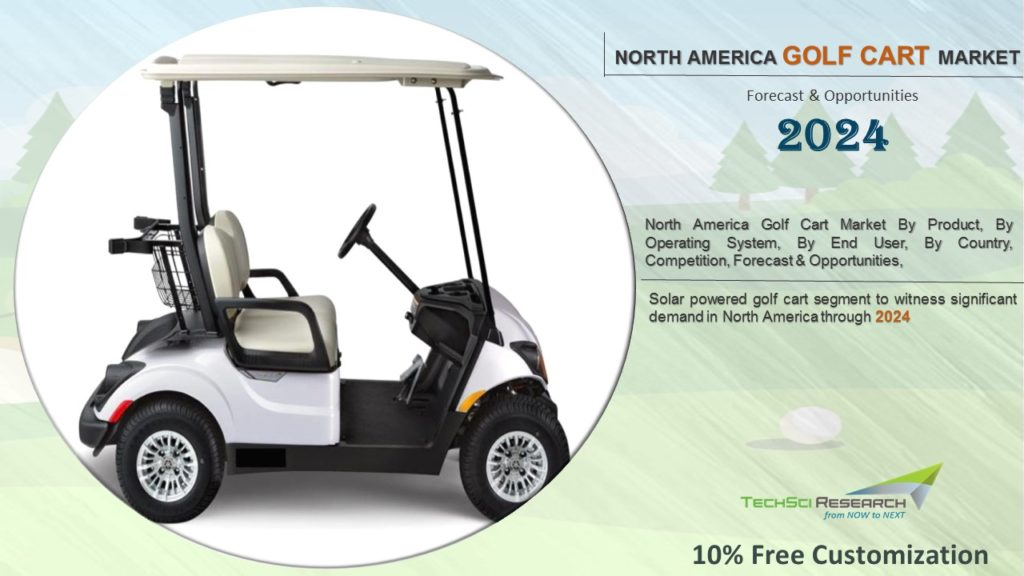 North America Golf Cart Market