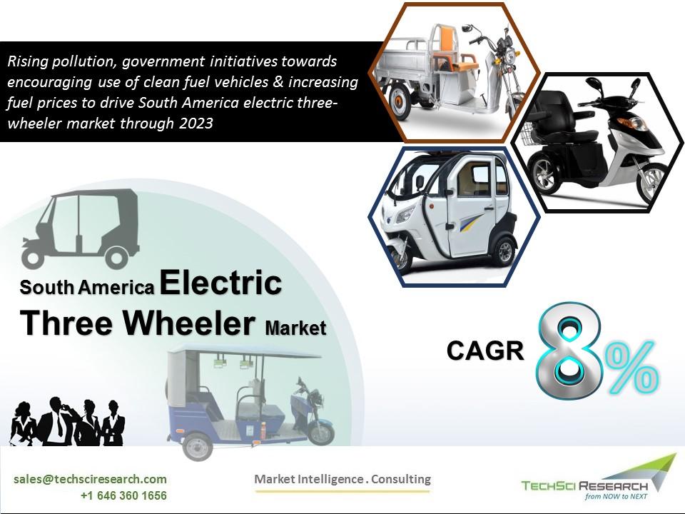 South America Electric Three Wheeler Market