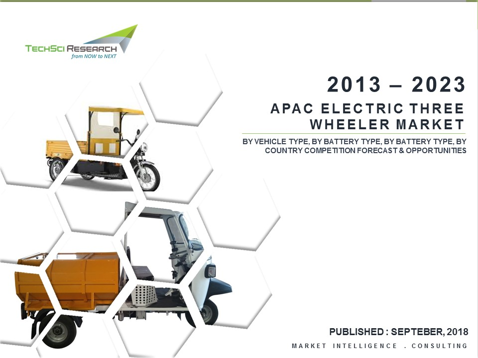 APAC Electric Three Wheeler Market