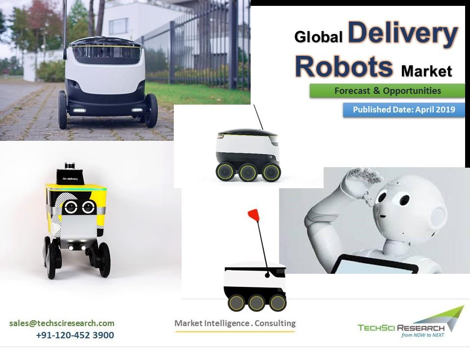 Delivery Robots Market