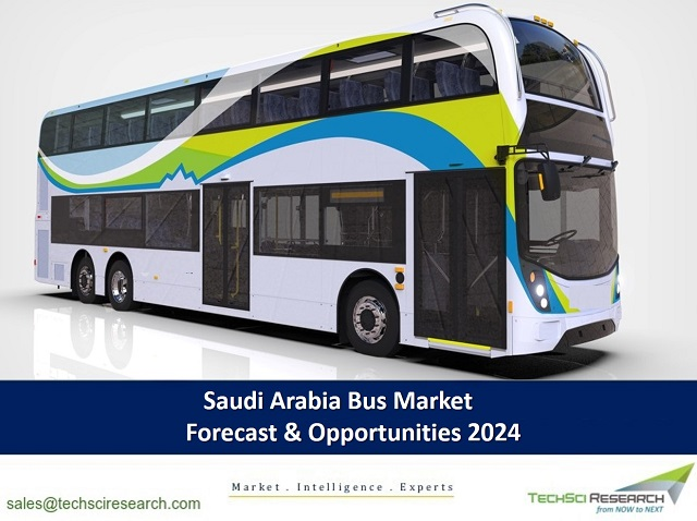 Saudi Arabia Bus Market By Bus Length, By Seating Capacity, By Fuel Type, By Application, Competition, Forecast & Opportunities, 2024