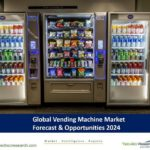 Global Vending Machine Market, Vending Machine Market Size, Vending Machine Market Share , Vending Machine Market Growth, Vending Machine Market Forecast, Vending Machine Market Analysis