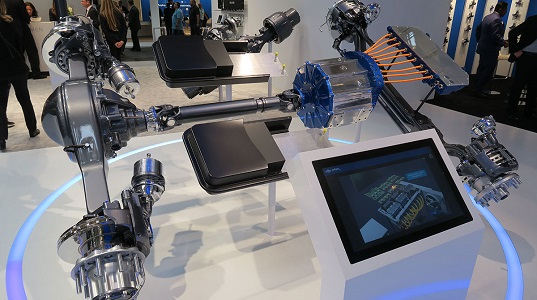 Electric Vehicle Components Market