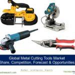 Global metal cutting tools market