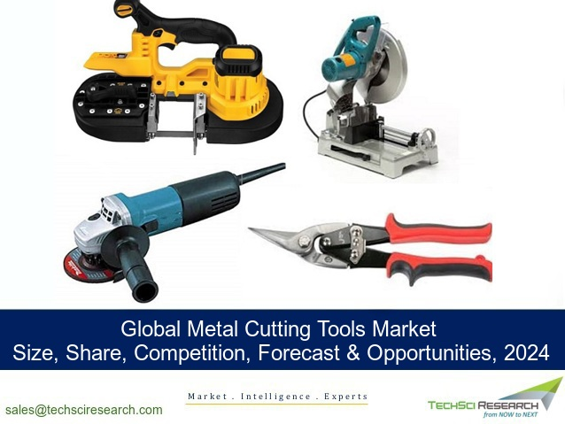 Global metal cutting tools market