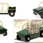 Electric & Hybrid Multi-Purpose Vehicle