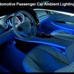 Automotive Passenger Car Ambient Lighting Market