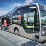 Mercedes Benz Leading Customer Satisfaction in European Bus Market